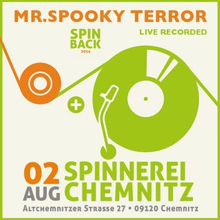 Mr.Spooky Terror @ SpinBack 2014 (02.08.2014)