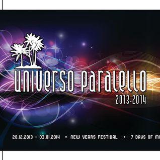 LiFTSHiFT LiVE @ Universo Paralello #12, January 1st, 2014