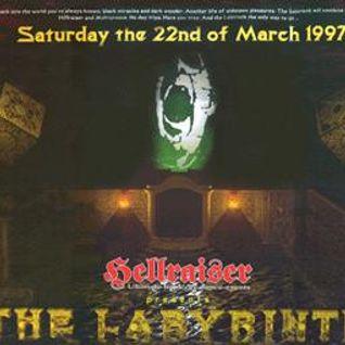 DJ Arjuna @ Hellraiser (Ultimate Hardcore Dance Events Amsterdam 1997)