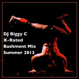 DJ Biggy C X-Rated Bashment Mix Summer 2013