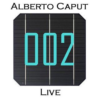 002 Alberto Caput - Live 26 January 2012