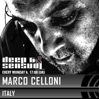 Marco Celloni - Deep & Sensual [087] - 17/10/2016