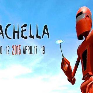 Alvin Risk - Live @ Coachella Festival 2015 (Indio, California) - 10.04.2015
