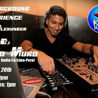 Enzo Muro - Kiss FM 100.4 (Greece) Mix