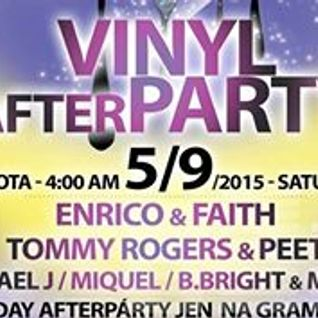 Dj Faith-Vinyl Party Studio 54-5.9.2015