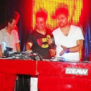Alejandro Vivanco & Dorian Chavez @ Club La Feria