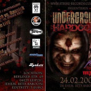 Heavy @ Underground Hardcore V - 24.02.07