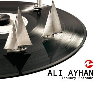 Exclusive Monthly Radio Show w/ Ali Ayhan @ Westradio.gr Jan.2014