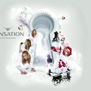 Mr. White - Live @ Sensation Wicked Wonderland (Taiwan) - 28.09.2013