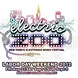 Sander Van Doorn - Live @ Electric Zoo (New York City) - 01.09.2012