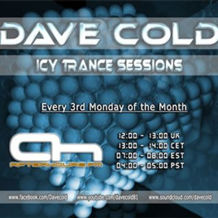 Dave Cold – Icy Trance Sessions 014 @ AH.FM