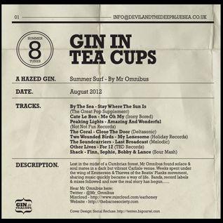 A Hazed Gin