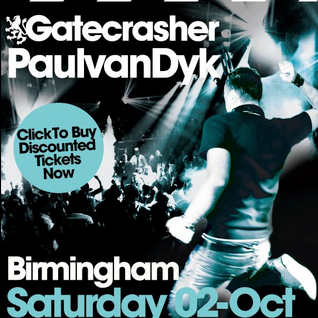 Paul Van Dyk - Live at Gatecrasher 06-17-2001