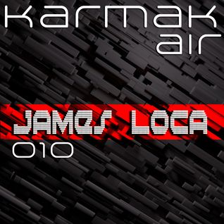 Karmak Air Podcast 010 with James Loca