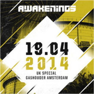 Alan Fitzpatrick - Recorded Live @ Awakenings UK Special, Amsterdam :: 19th April 2014