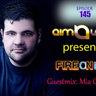 Dim Loud - Fire On Ice Vol. 145 (Incl Guestmix MIa Clarke)