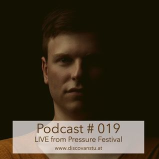 Podcast #019 - Live from Pressure Festival