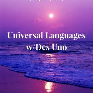 Universal Languages (#225)