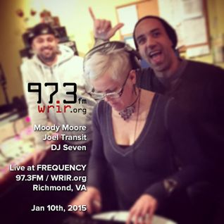 Moody Moore, Joel Transit, DJ Seven • Live At Frequency • Jan 10 2015