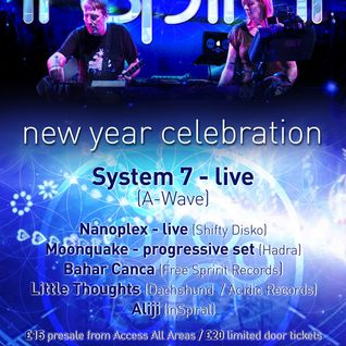 Little Thoughts - InSpiral NYE 2013