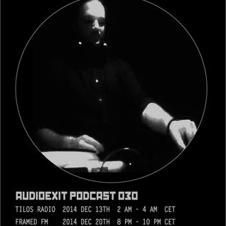 Audioexit Podcast030 - Petrowsky