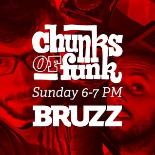 Chunks of Funk vol. 38 - 11.09.2016: Sampology, Electric Wire Hustle, MFSB, Bob Jalil, Up High, …