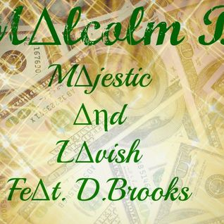 MΔjestic Δηd LΔvish FeΔt. D.Brooks