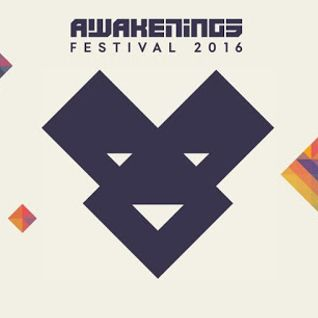Secret Cinema (Live) b2b Egbert (Live) @ Awakenings Festival 2016 Day One Area X, Amsterdam - 25 Jun