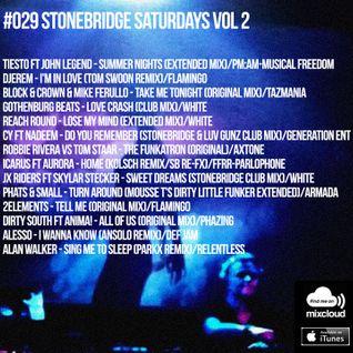 #029 StoneBridge Saturdays Vol 2