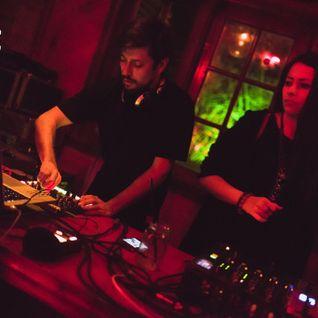 John Rosignoli & Helia - Warm Up MARTIN GARCIA @ Fruta 14-07-2016