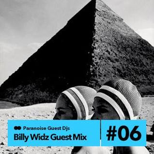 Billy Widz guest mix
