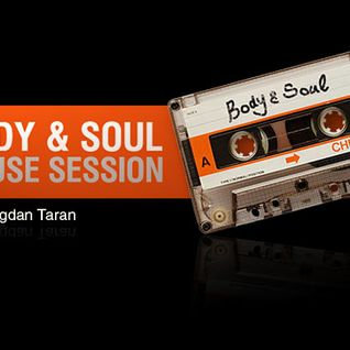 Spinafly's guest mix @ Body & Soul House Session with Bogdan Taran