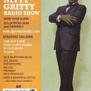 Club Nitty Gritty Radio Show #1 25.06.13