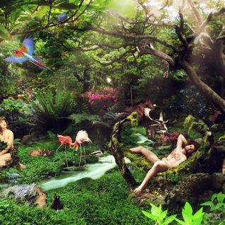 Pauline's Eden Garden By Les Saltimbanques / Hara Katsiki & Jeremie Rinaldi