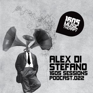 1605 Podcast 022 with Alex Di Stefano