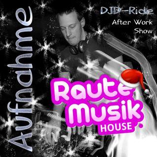 """Aufnahme vom 23.12.2014 - Die """"After Work Show"""" mit D-Ride (X-Mas Special)"""