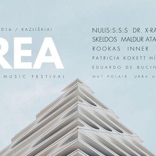 MANO FESTIVALIS: apie industrinį AREA festivalį