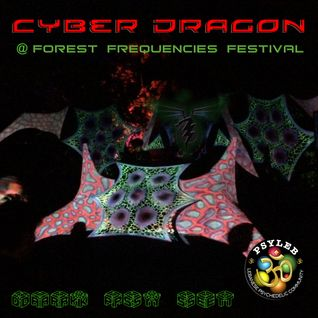 Cyber Dragon @ Forest Frequencies Festival 2014