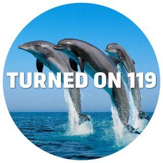 Turned On 119: Fort Romeau, Thomas Gandey & Radio Slave, Tensnake, Dan Shake, Byron Aquarius, Ponty