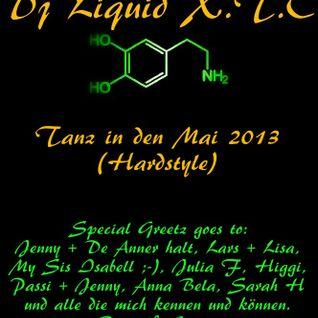 Dj Liquid XTC - Tanz in den Mai 2013 (Hardstyle)
