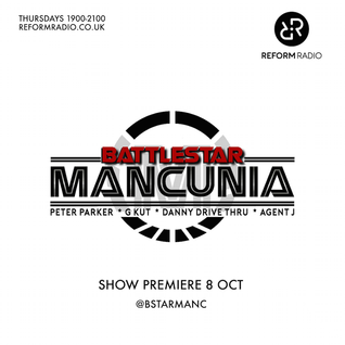 Battlestar Mancunia 8th Oct 2015
