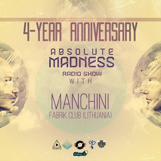 Absolute Madness 4th Anniversary 2013 Mix