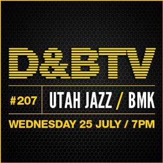 Drum&BassArena TV (#207) - BMK set