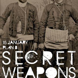 Set Makopa played @ Plan B - 14.1.2011
