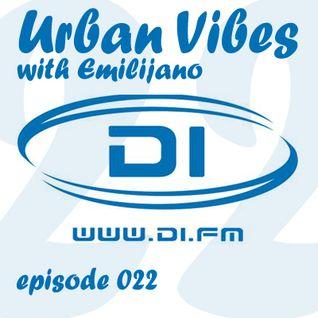 Emilijano - Urban Vibes episode 022 @ DI.FM (14.05.2013)