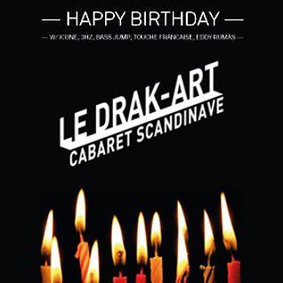 Le Drak-Art fête ses 2 ans !