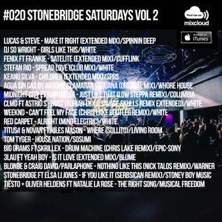 #020 StoneBridge Saturdays Vol 2