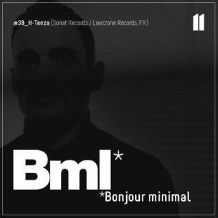 39e BML CAST | H-Tenza