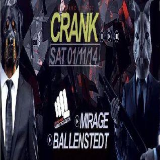 Zahni vs Nogge Live Strezzkidz Presents Crank 6 Jahre Mirage 1.11.2014