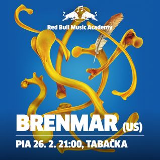 PODCAST Red Bull Music Academy Night w/ Brenmar | Kosice